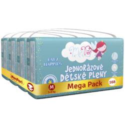 Klasik Mega Pack M-jednorázové pleny 5-8kg