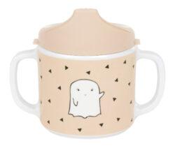 Cup with Silicone Little Spookies 2019 peach-dětský hrneček