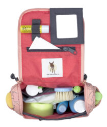 Mini Washbag 2020 Spooky peach  (7155.027)