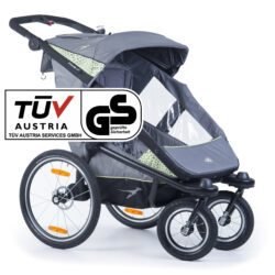 Joggster Velo T-Velo-315-cyklokočárek