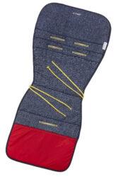 podložka do kočárku Outlast 2020 Jeans-podložka do kočárku