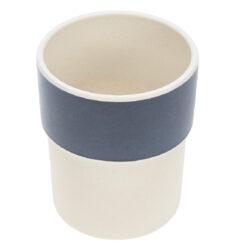 Mug Bamboo Glama Lama 2020 blue-hrneček