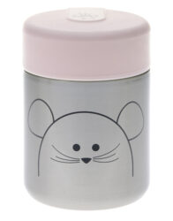 Food Jar Little Chums Mouse - termoska