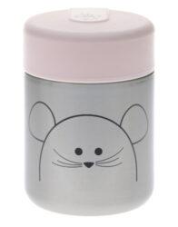 Food Jar Little Chums Mouse-termoska