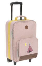 Trolley Adventure tipi-dětský kufr