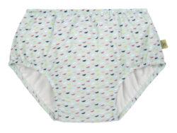 Swim Diaper Girls 2019 fish scales 18 mo.-plavky