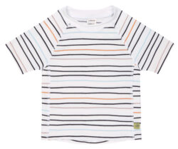 Short Sleeve Rashguard 2019 little sailor peach 12 mo.-tričko