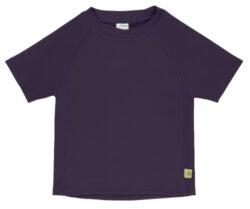 Short Sleeve Rashguard 2019 plum jam 12 mo.-tričko