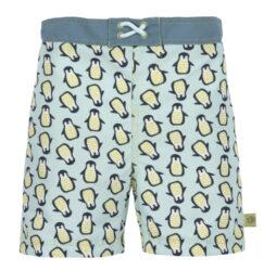Board Shorts Boys 2019 penguin mint 24 mo.-plavky