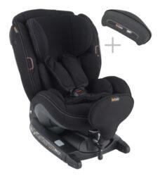 iZi Kid i-Size X3 Premium Car Interior Black-autosedačka 61-105 cm