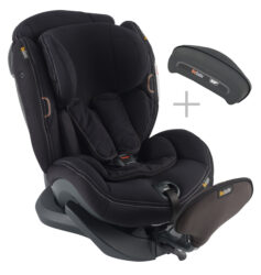 iZi Plus X1 Premium Car Interior Black - autosedačka 0-25 kg
