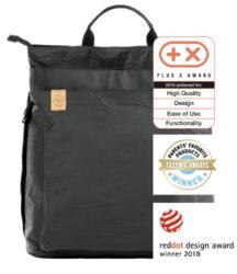 Green Label Tyve Backpack black-taška na rukojeť