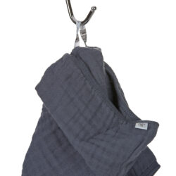 Muslin Poncho anthracite(7312.001)