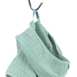 Muslin Poncho mint(7312.002)