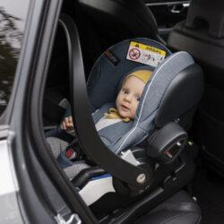 iZi Go Modular i-Size X1 Black Car Interior(31421.08)