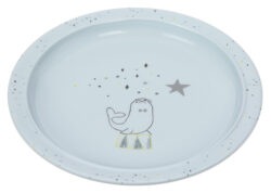 Plate Melamine/Silicone 2020 More Magic seal-dětský talíř