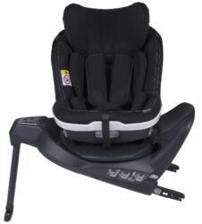 iZi Twist i-Size Premium Car Interior Black-autosedačka 61-105 cm